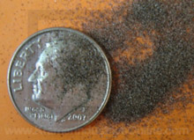 100 Mesh Aluminum Oxide