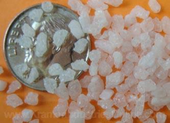 10 Mesh White Aluminum Oxide
