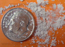 1200 Mesh White Aluminum Oxide