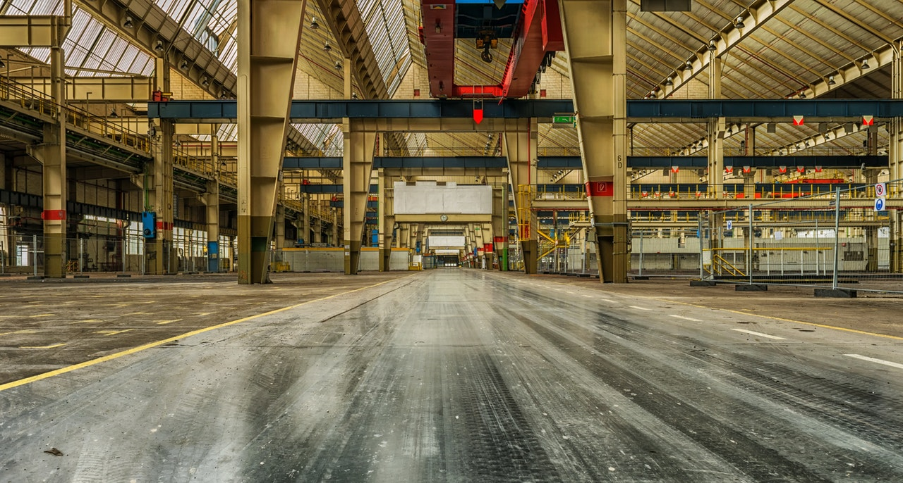 Non-Skid Flooring: How It's Made