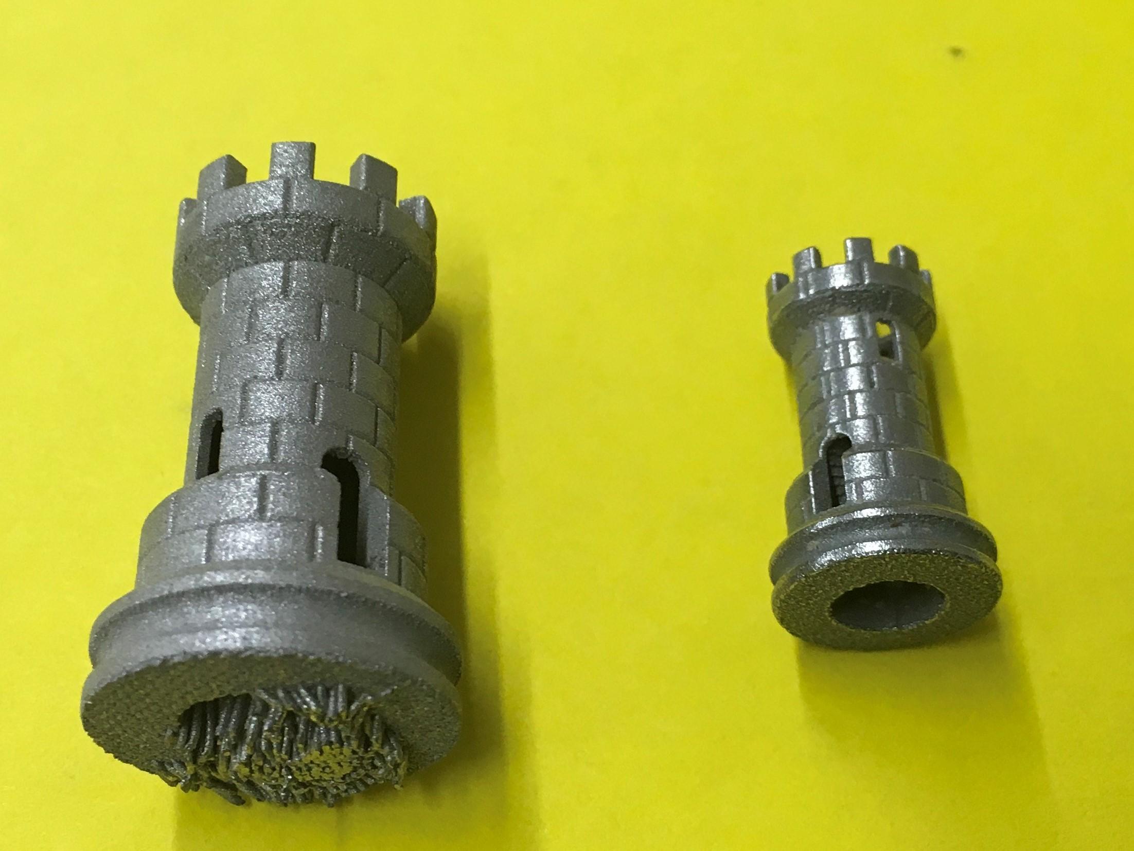 3D Printed Titanium