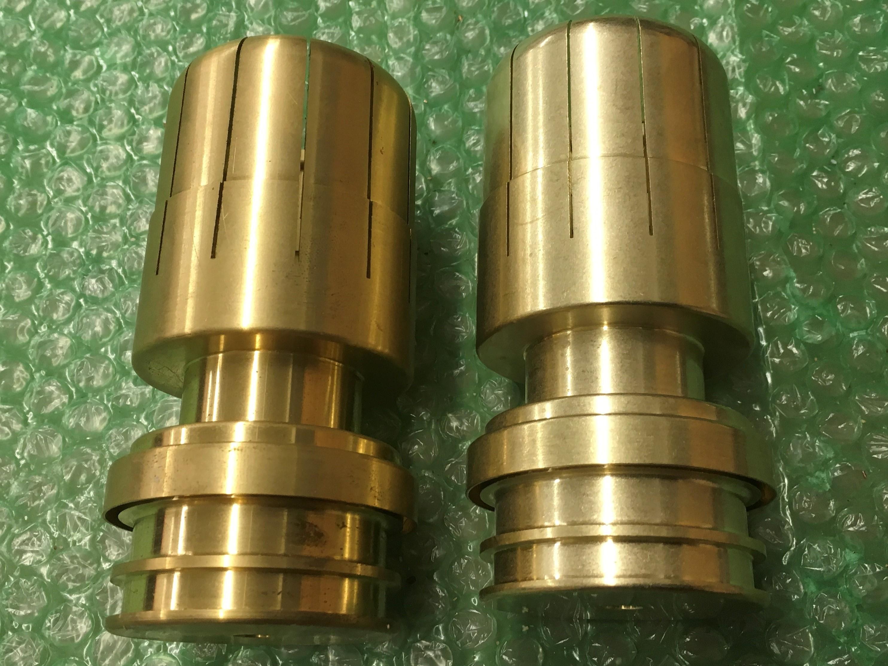 Deburring Brass