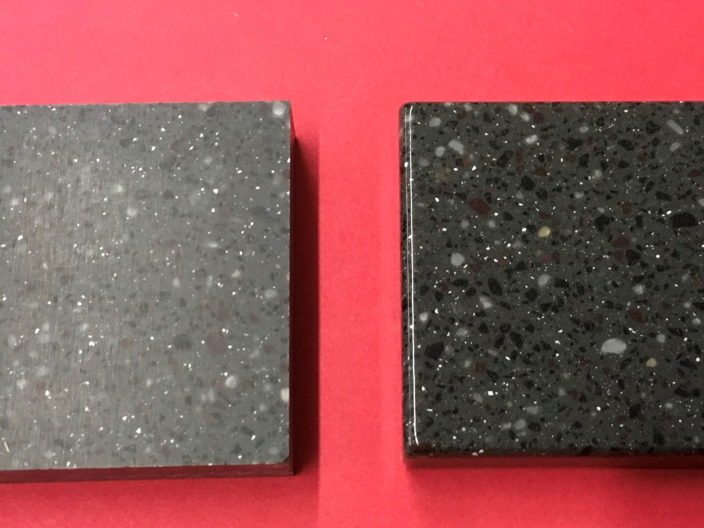 Granite tumbling