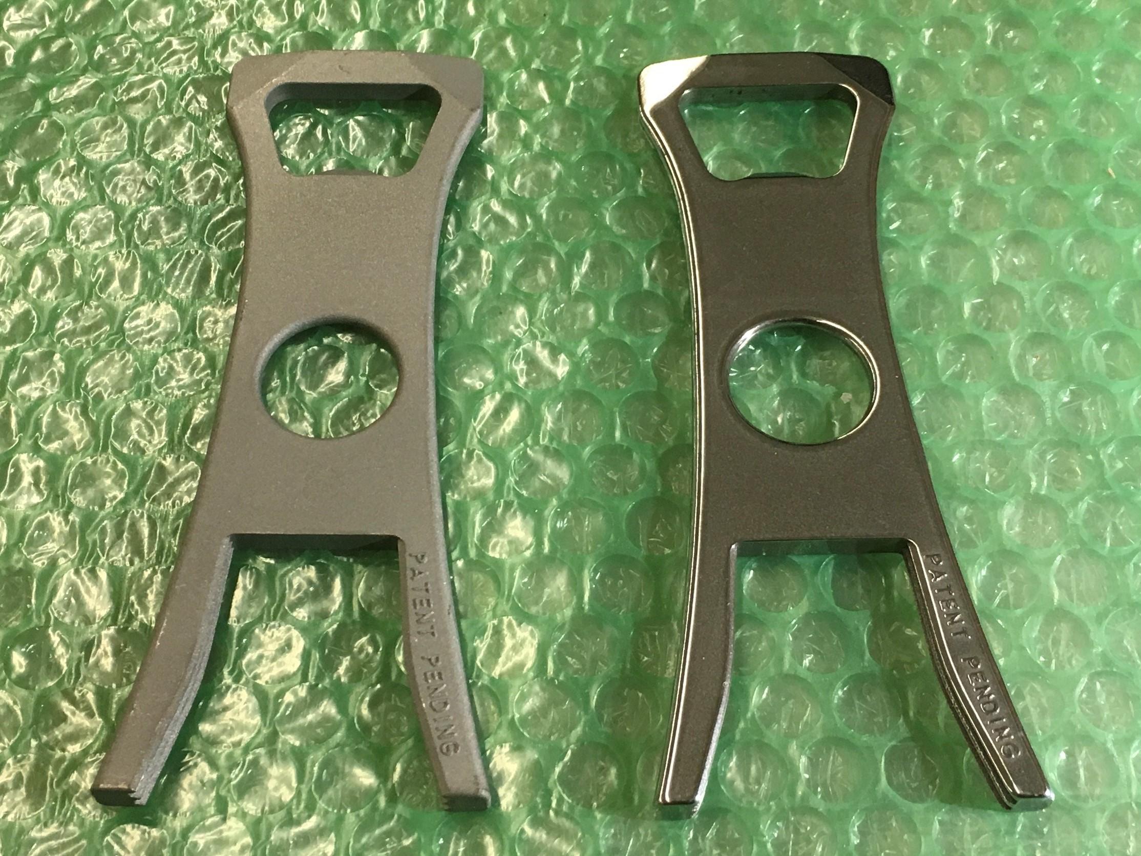 Stainless Steel Polishing