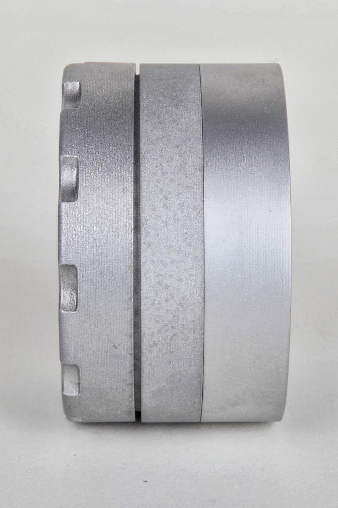 Blasting Aluminum