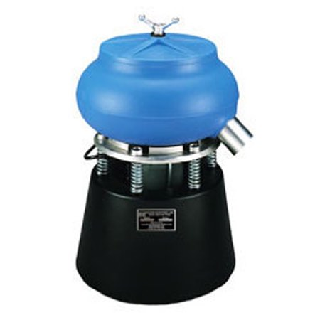 Small Vibratory Finishers - MB Series - Heavy-Duty Grade, Mini-Bowl Style
