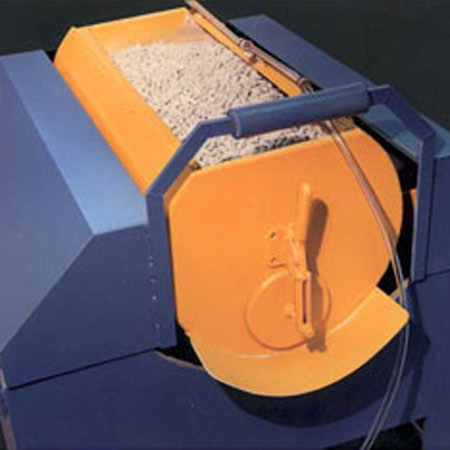 Vibratory Finishing Guide - EV Series - Heavy-Duty Grade, Tub-Style, Floor Model