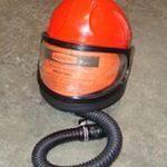 air fed helmet