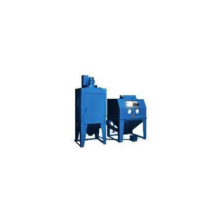 dp4848s - DP Series - Industrial Grade, Direct Pressure, Abrasive Blasting Cabinet System