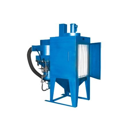 dp850-retrofit - DP Series - Industrial Grade, Direct Pressure, Abrasive Blasting Cabinet System