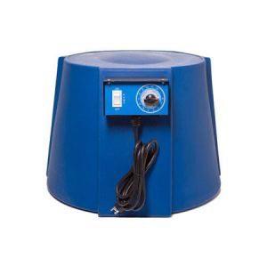 MB Series - Heavy-Duty Grade, Mini-Bowl Style, Vibratory Tumbler - e-stand timer large