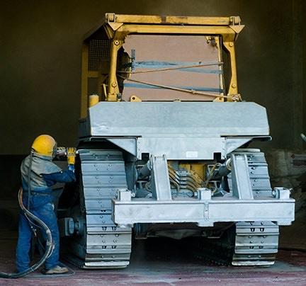 Auto & Truck Restoration with Blasting