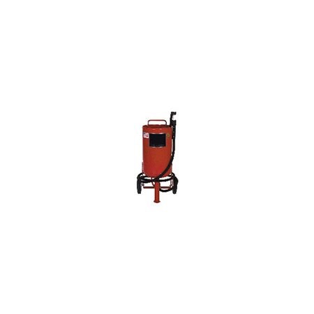 kf110dm - PPB Series - Industrial Grade, Portable Pressure, Abrasive Blasting System