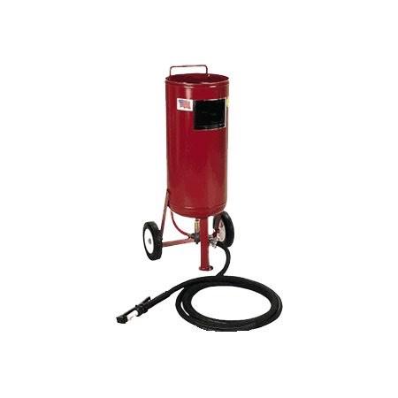 kf150dm - PPB Series - Industrial Grade, Portable Pressure, Abrasive Blasting System