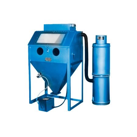 mm3624c - SS Series - Industrial Grade, Suction Style, Abrasive Blasting Cabinet System
