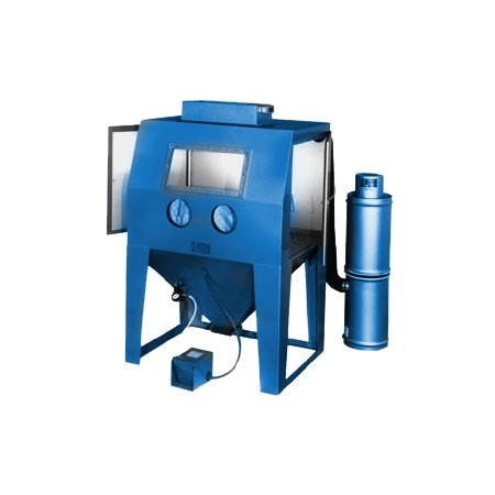 mm4836c - SS Series - Industrial Grade, Suction Style, Abrasive Blasting Cabinet System