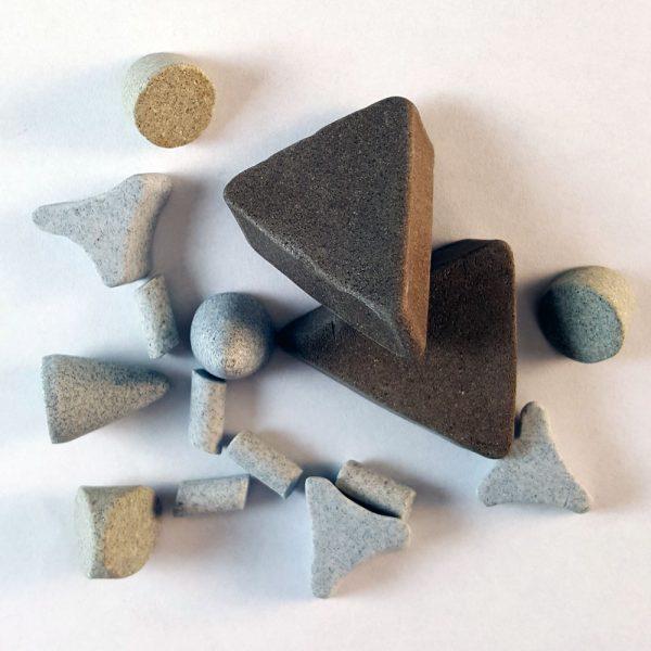 Ceramic Tumbling Media