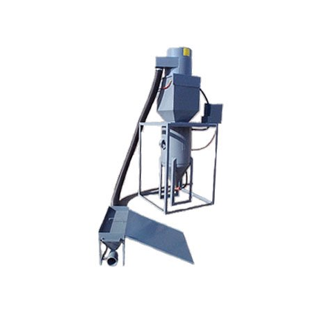 reclaim system - BRP Series - Industrial Grade, Direct Pressure, Blast Room Package, Abrasive Blasting System