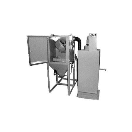 tb1412 - TB Series - Industrial Grade, Tumble Blast, Abrasive Blasting System