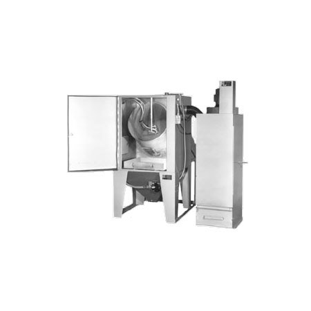 tb2424 - TB Series - Industrial Grade, Tumble Blast, Abrasive Blasting System