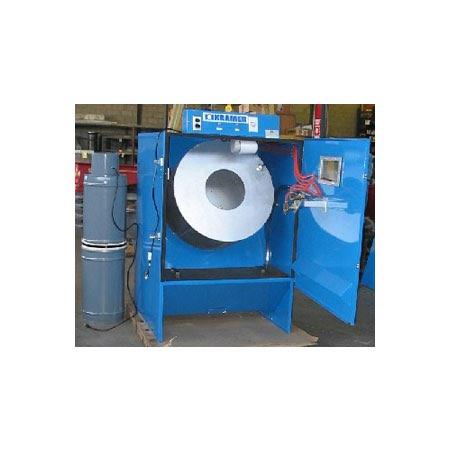 tb3 - TB Series - Industrial Grade, Tumble Blast, Abrasive Blasting System