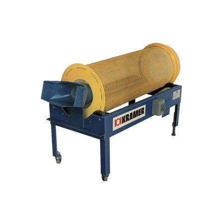 TRS Series - Heavy-Duty Tubular Rotary Screen Parts Separating - color
