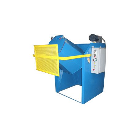 TT SERIES – HEAVY-DUTY, FLOOR MODEL, TILTING BARREL TUMBLER