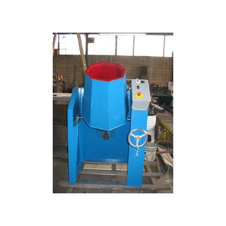 TT Series - Tilting Barrel Tumbler - standard model