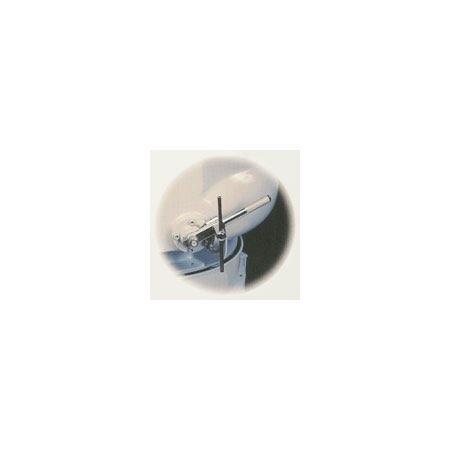 manual air-dam - VH-ULE Series - Heavy-Duty Grade, Bowl-Style, Floor Model, Vibratory